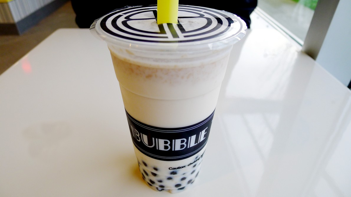 The bubble Tea shop Richmond Dessert instanomss nomss