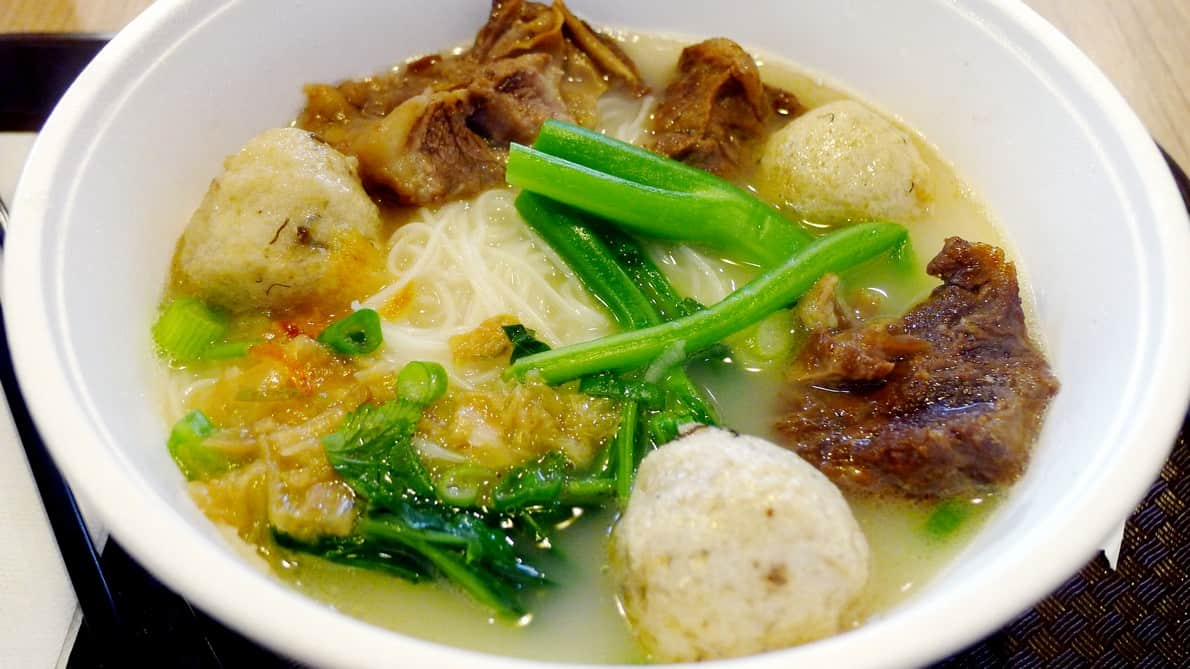 Wo Fung Noodle Express Richmond   Quick Lunch 和豐車仔麵