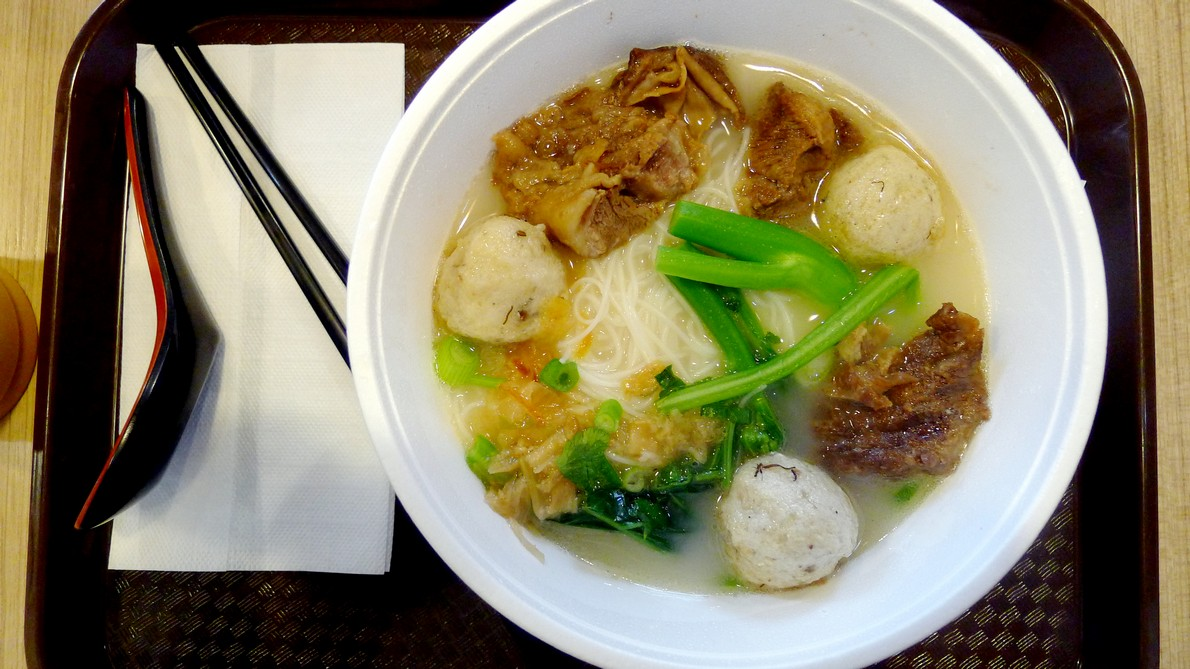 Wo Fung Noodle Express 和豐車仔麵 Richmond instanomss nomss
