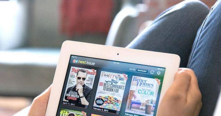 Next Issue Canada | Magazine App Iphone Andriod
