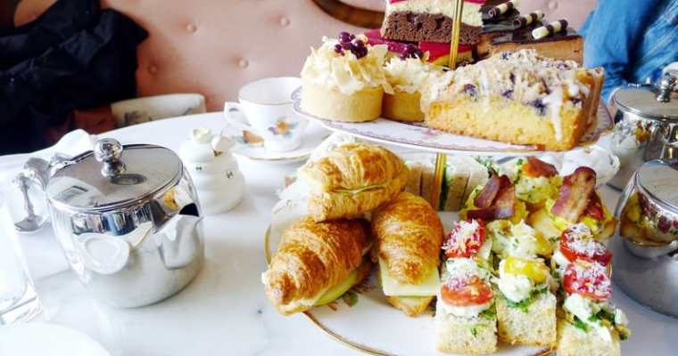 Neverland Tea Salon Vancouver | Kitsilano Afternoon Tea