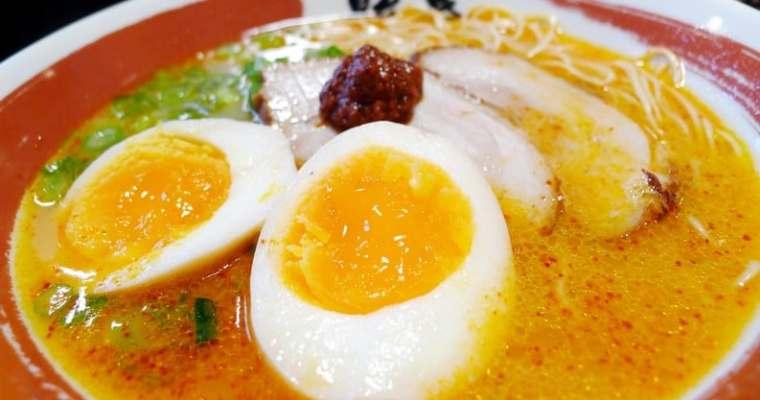 Ramen Danbo Vancouver Kitsilano | Japanese Noodles Fukuoka Style