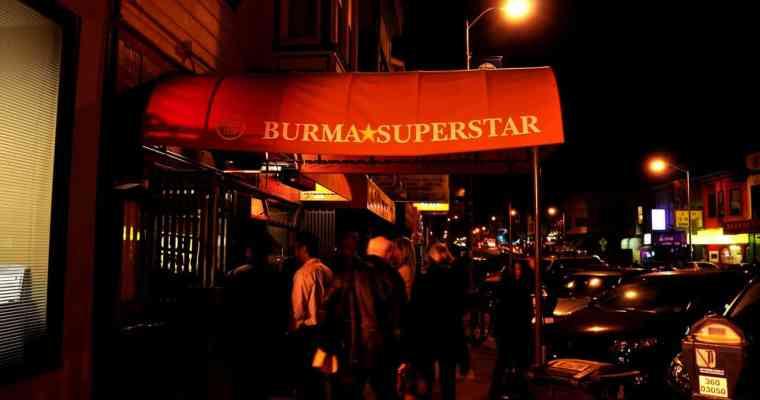 Burma Superstar San Francisco | Burmese Tea Leaf Salad and Chili Lamb
