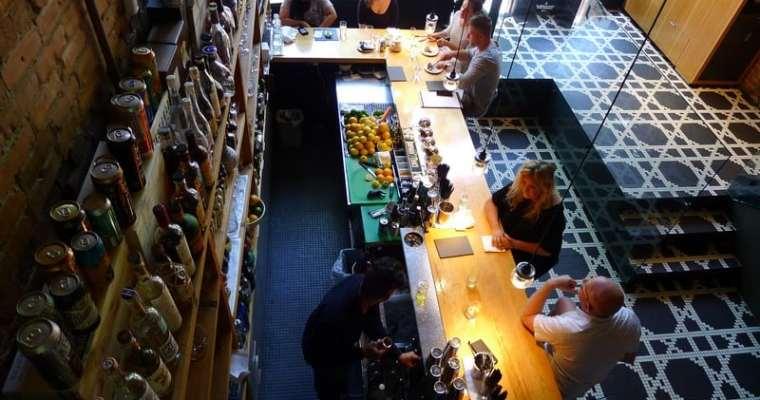 L'ABATTOIR Vancouver Brunch   Gastown French Restaurant