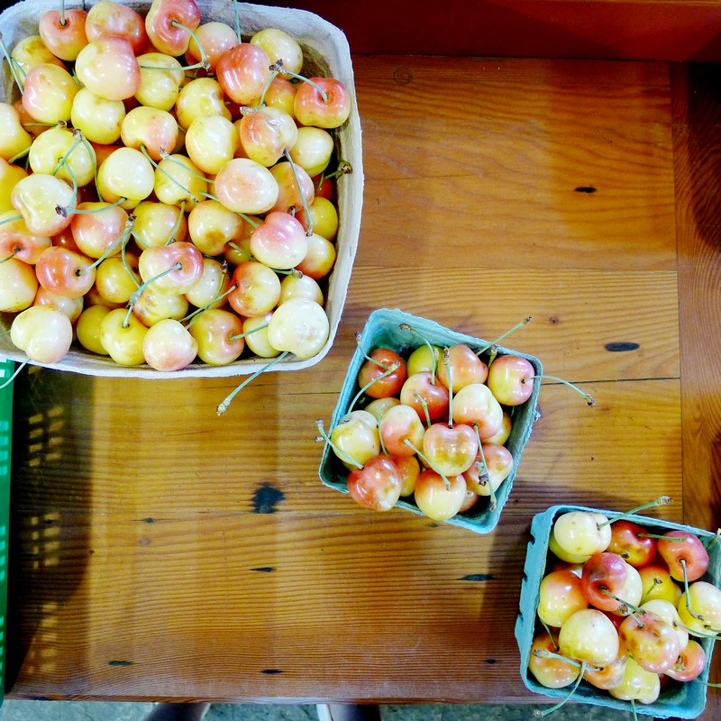 Matheson Creek Farms Okanagan Falls British Columbia BC Travel Fresh Fruits Instaomss Nomss