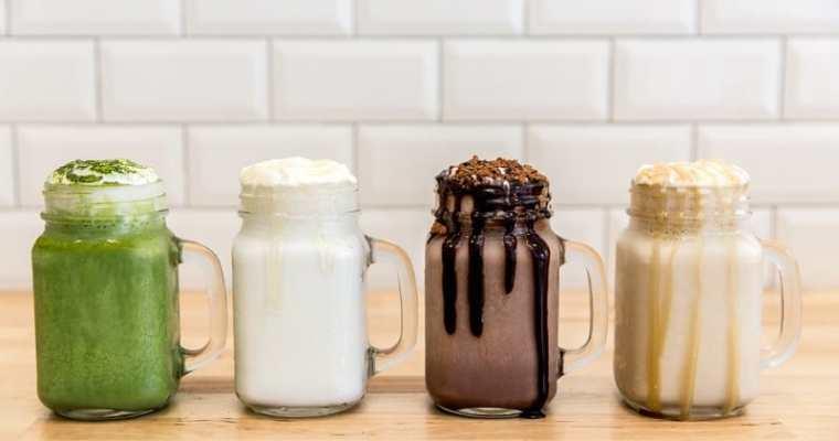 Soft Peaks Ice Cream Gastown | Launches New Milkshake Menu