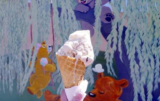 Tickleberrys Ice Cream OK Falls   Desserts in Okanagan Falls BC