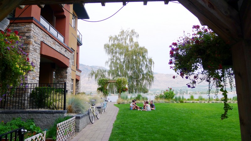 Watermark Beach Resort Osoyoos British Columbia Okanagan Valley Instanomss Nomss