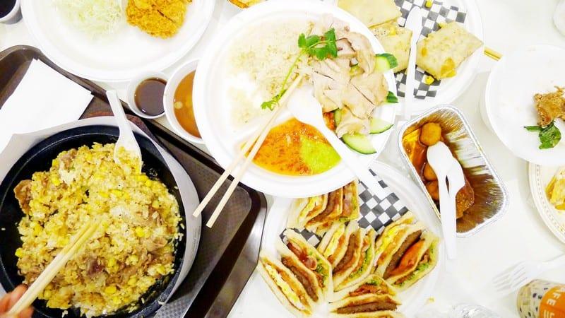 Aberdeen Centre Richmond Food Court | Taste of Aberdeen 時代坊