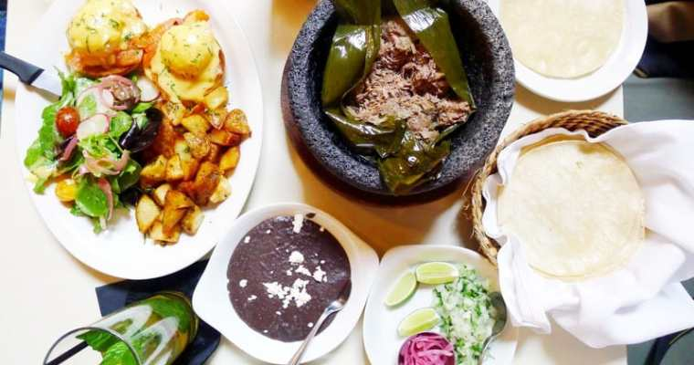 La Mezcaleria Vancouver | Mexican Breakfast and Brunch