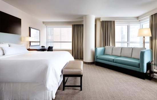 Le Westin Montreal Hotel | Old Montreal Quebec Canada