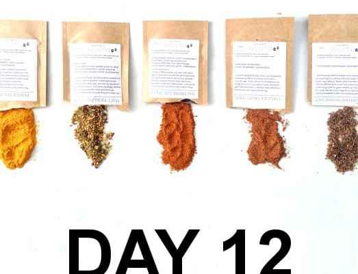 Day 12 – Raw Spice Bar 1 Year Subscription | 12 Days of Christmas Giveaway!