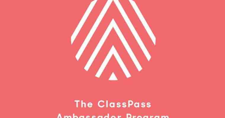 ClassPass Ambassador | One Pass Unlimited Classes