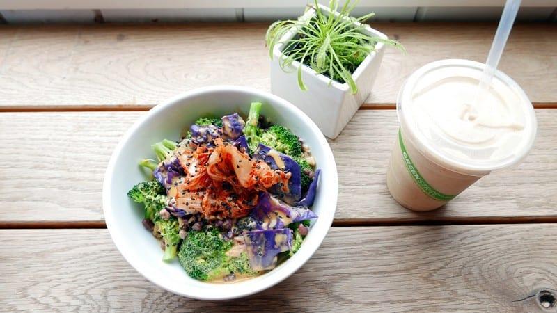 Canteen PDX | Portland Vegan Healthy Eats