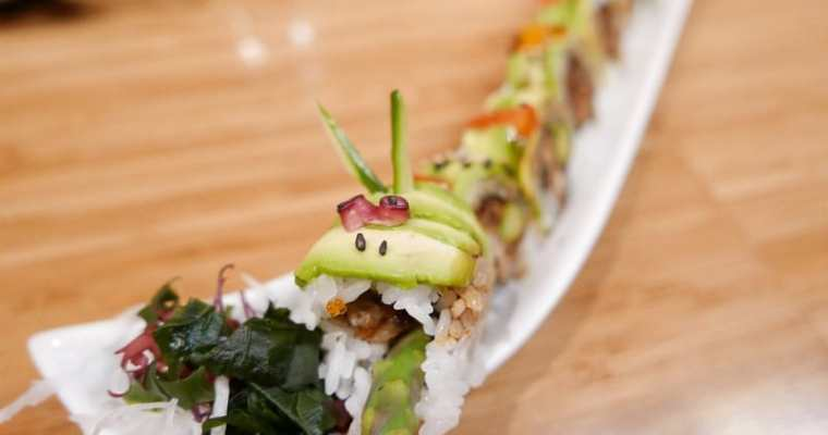 Octopus Garden Vancouver| Kitsilano Japanese Restaurant