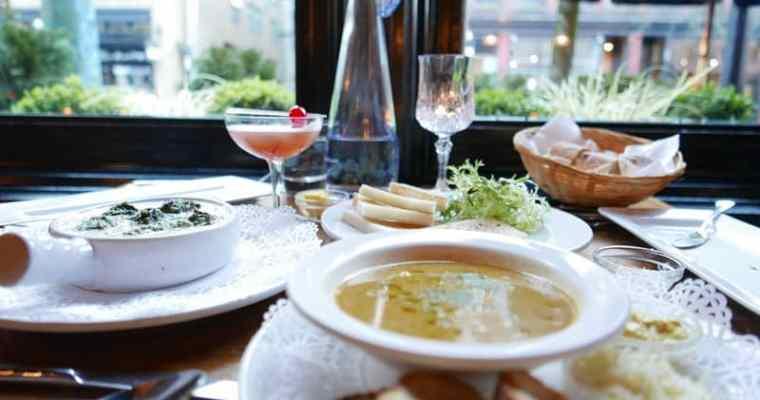 Jules Bistro Vancouver   Gastown French Restaurant
