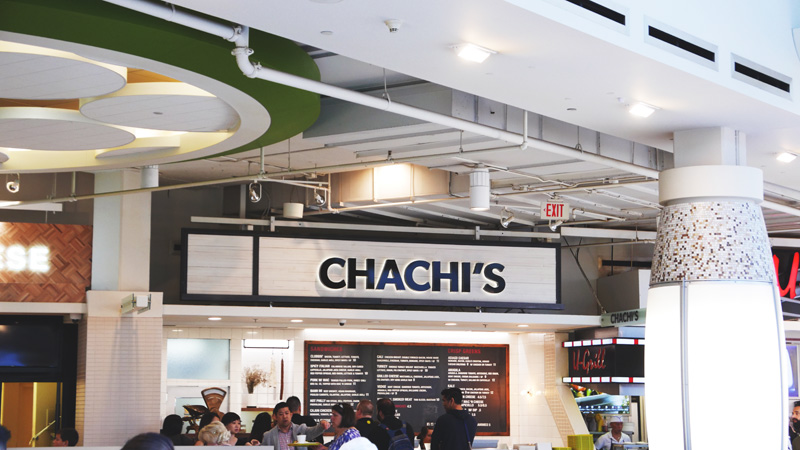 chachis metrotown sandwiches mac and cheese food court metropolis mall Instanomss Nomss Food Photography Healthy Travel Lifestyle Canada