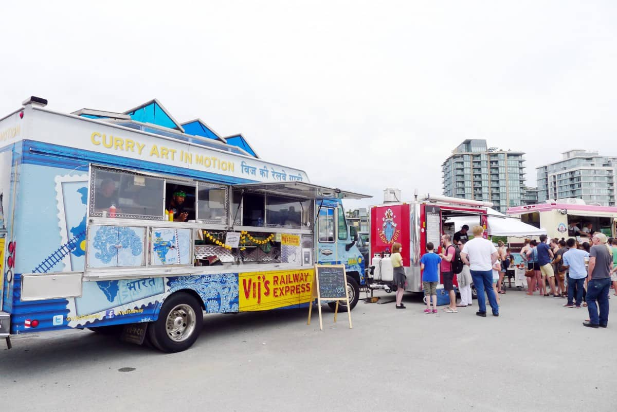 YVR Food Fest Giveaway | Vancouver Food Cart Festival August 5-7