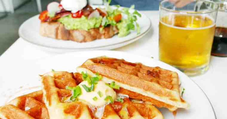 33 Acres Brewing Company Vancouver | Brunch Mount Pleasant and Beer