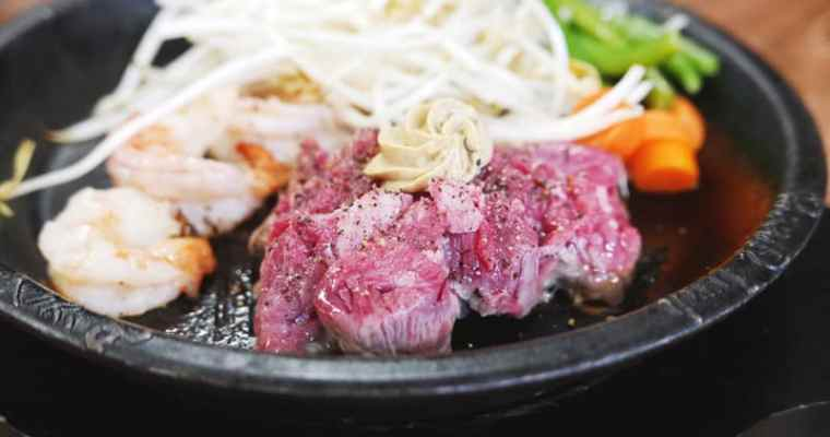 Pepper Lunch Canada | New Menu Japanese Steak Restaurant