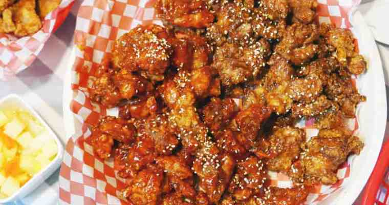 ChickenHolic Coquitlam | Korean Fried Chicken TriCities