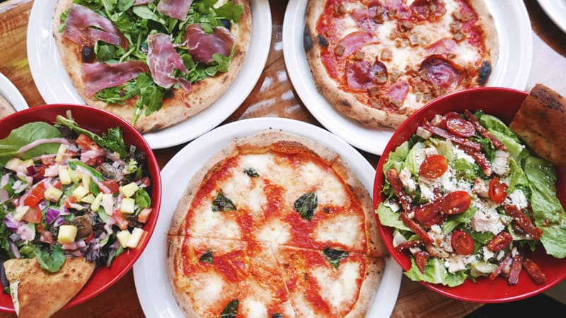 Firecrust Neapolitan Pizzeria Vancouver | Build Your Own Pizza