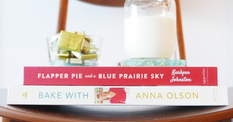 Day 4  – Flapper Pie and a Blue Prairie Sky by Karlynn Johnston   12 Days of Christmas Giveaway!