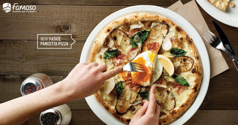 Day 1 – Famoso Neapolitan Pizzeria | 12 Days of Christmas Giveaway!