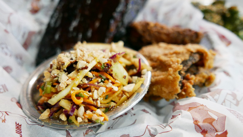 Juke Fried Chicken Vancouver Chinatown Ribs Nomss Delicious Food Photography Healthy Travel Lifestyle