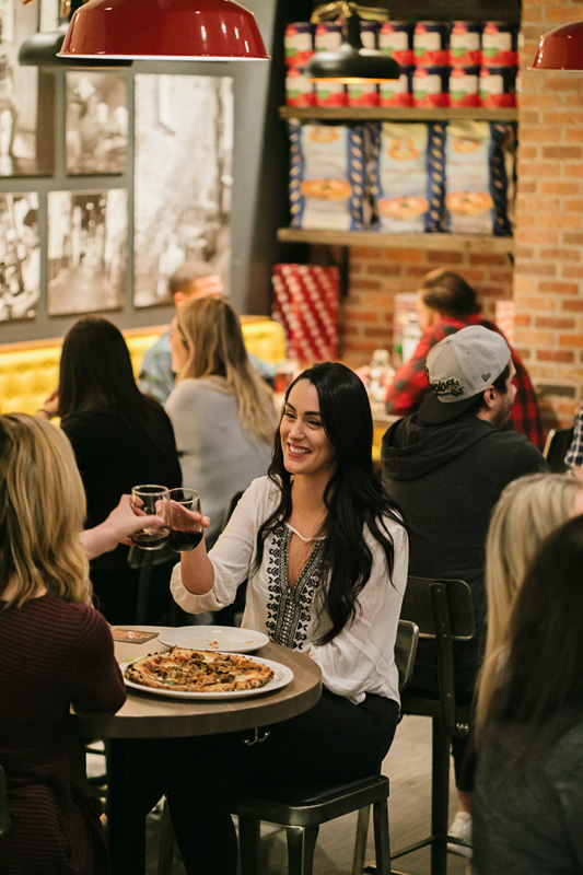 Famoso Neapolitian Pizzeria Guest Appreciation Month Nomss Delicious Food Photography Healthy Travel Lifestyle