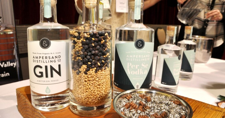 BC Distilled Vancouver April 8 | Distilled, Spirits and Puppies
