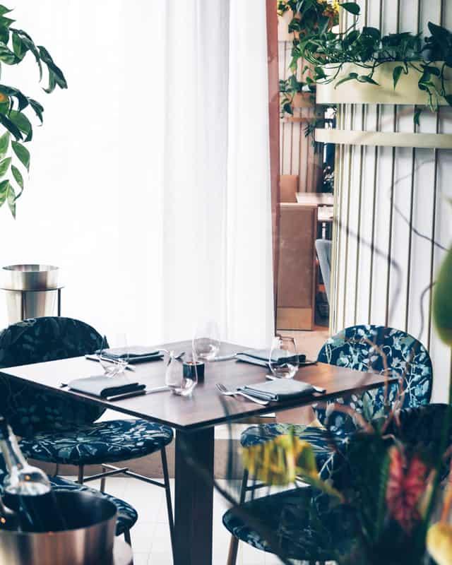 Botanist Restaurant Dining | Fairmont Pacific Rim Vancouver