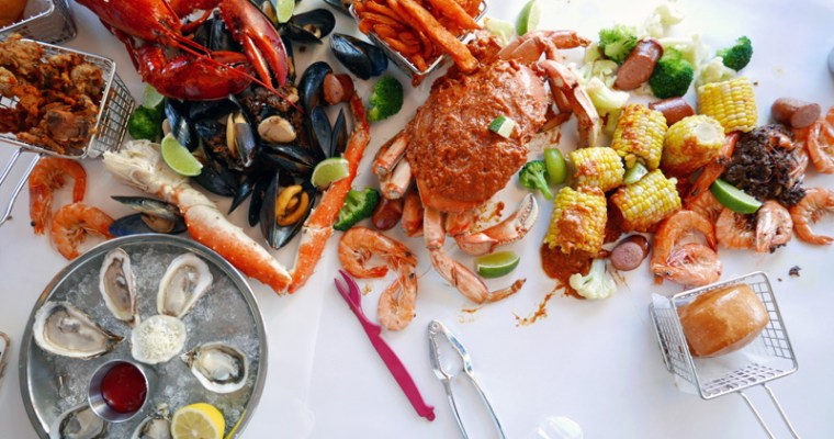 The Holy Crab Vancouver | Louisiana Seafood Boil