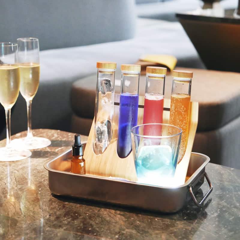 Trump Champagne Lounge Vancouver | Spring Menu