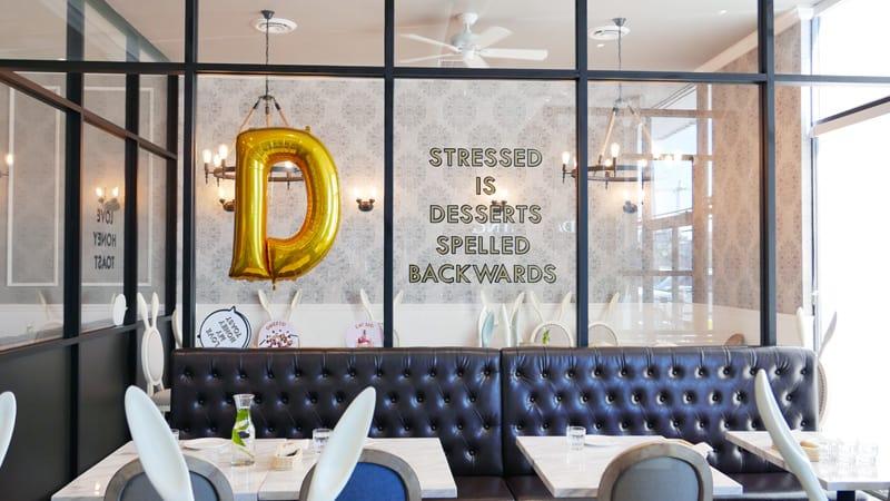 Dazzling Cafe Richmond | Honey Toast Desserts