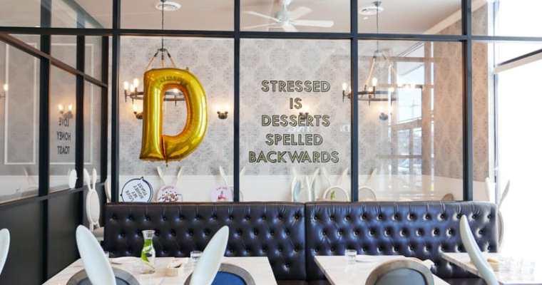Dazzling Cafe Richmond   Honey Toast Desserts