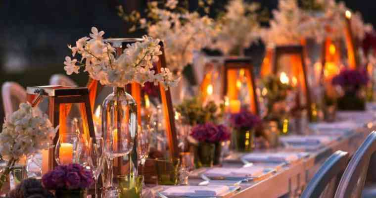 Four Seasons Hotel Vancouver | Summer Al Fresco Long Table Dinner