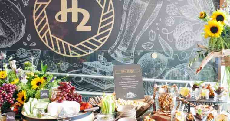 H2 ROTISSERIE & BAR VANCOUVER | THE WESTIN BAYSHORE