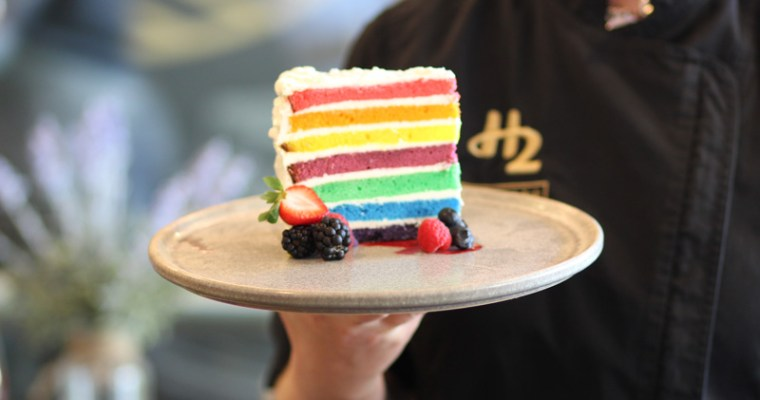 H2 Rotisserie & Bar is Proud of its Pride Edition Fresh Sheet
