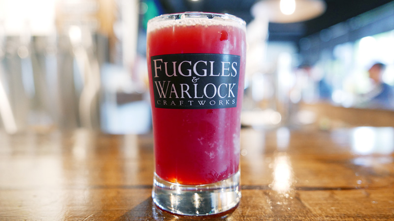 FUGGLES AND WARLOCK CRAFT BEER RICHMOND NOMSS.COM VANCOUVER FOOD BLOG