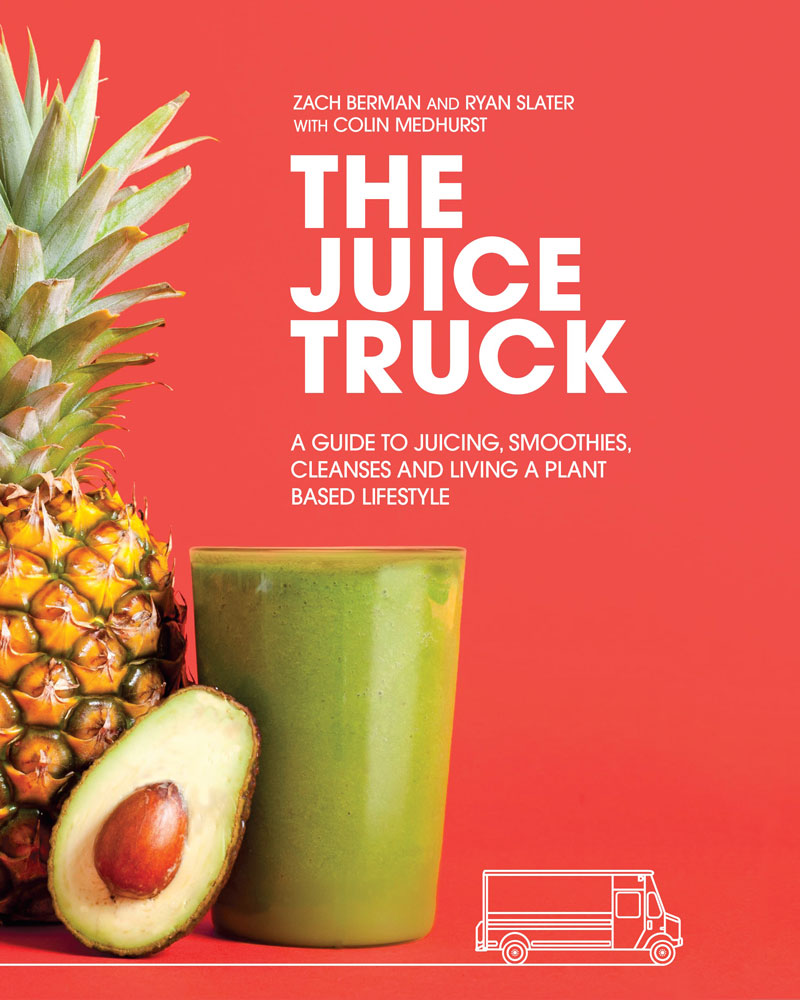 JUICE TRUCK COOKBOOK REVIEW NOMSS