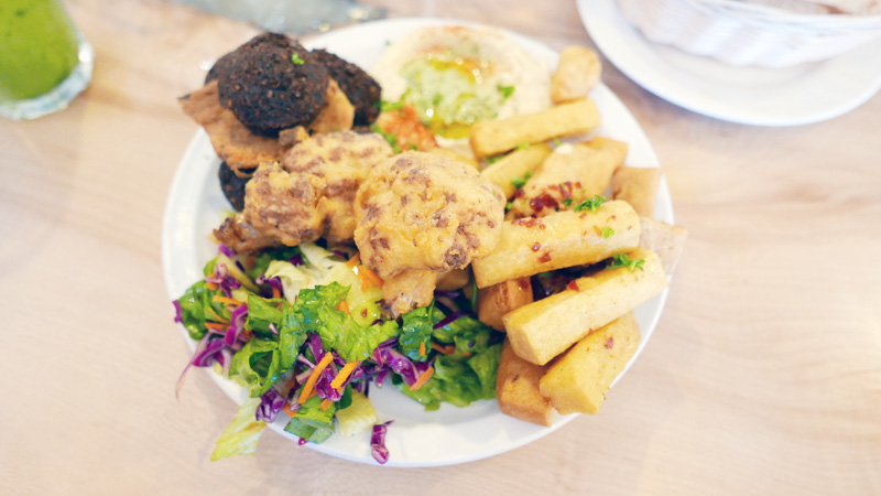 i love chickpea vegan vegetarian restaraunt vancouver NOMSS.COM FOOD BLOG