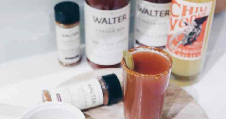 Walter Craft Caesar Recipes Across Canada