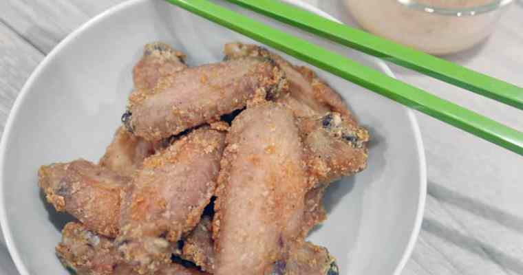 Phnom Penh Cambodian Fried Chicken Wings Recipe | 金邊炸雞翅