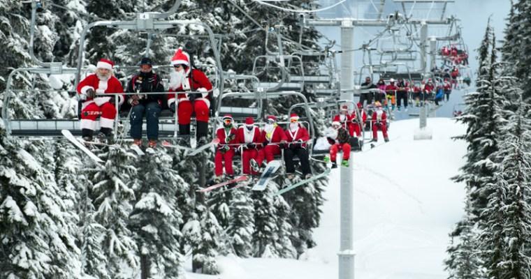 Christmas in Whistler