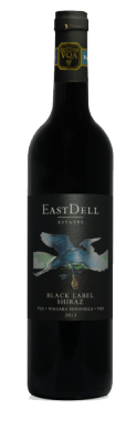 Lakeview Wine Co EastDell Black Label Shiraz 2015