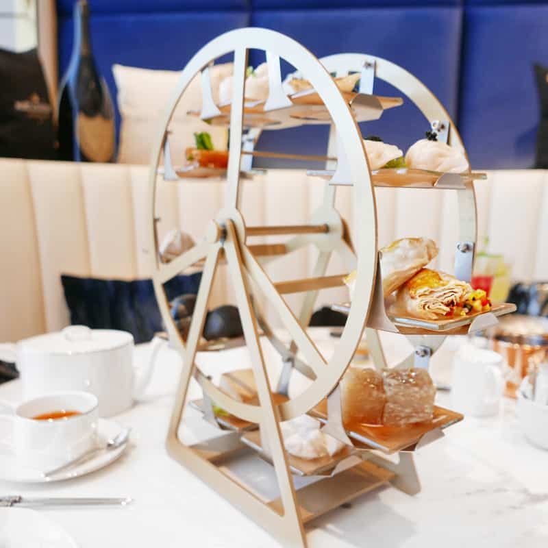 Year of the Pig Afternoon Tea | H Tasting Lounge at Westin Bayshore