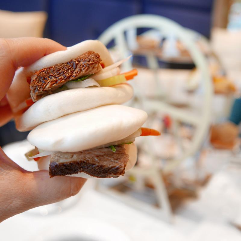 WESTIN BAYSHORE VANCOUVER H TASTING LOUNGE AFTERNOON HIGH TEA NOMSS.COM FOOD RECIPE BLOG