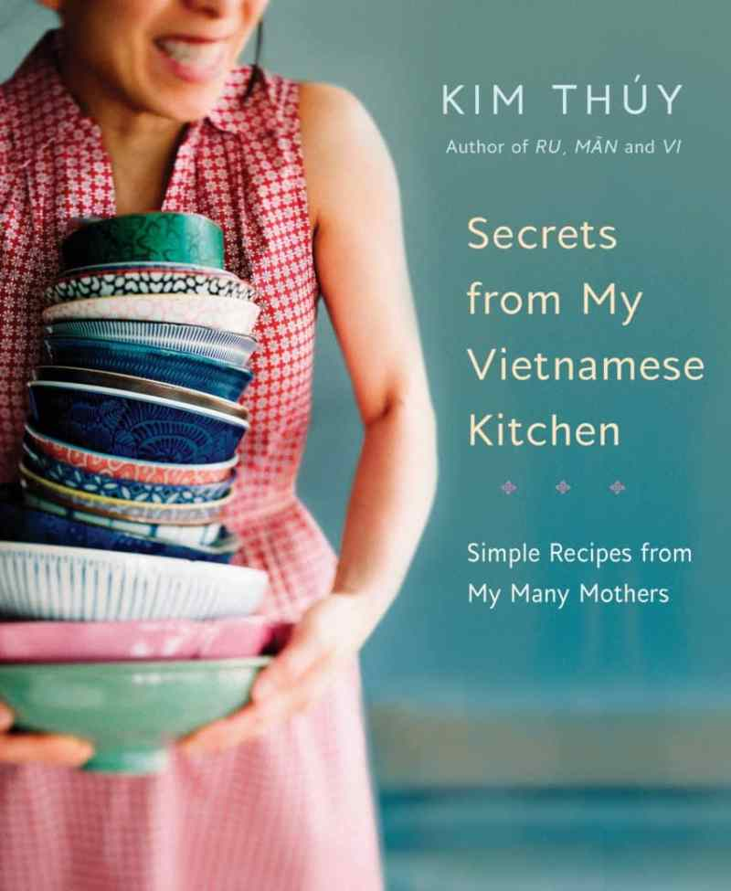 SECRETS FROM MY VIETNAMESE KITCHEN COOKBOOK REVIEW NOMSS.COM FOOD BLOG