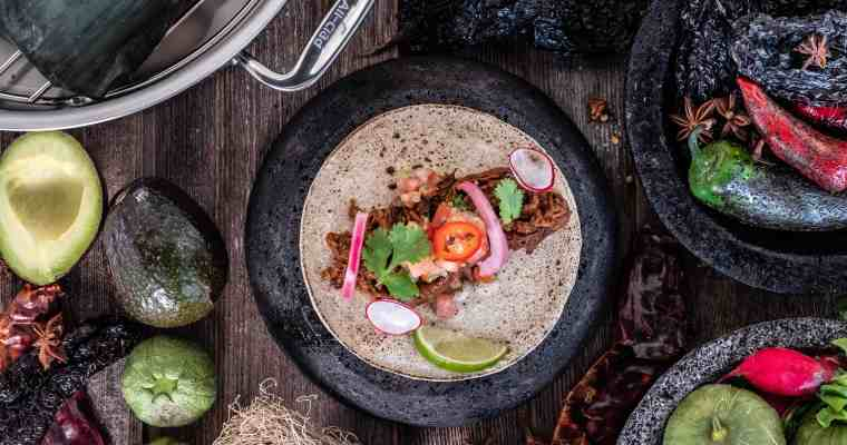 Chef Alex Chen's Lamb Barbacoa Tacos | Cinco de Mayo Recipe